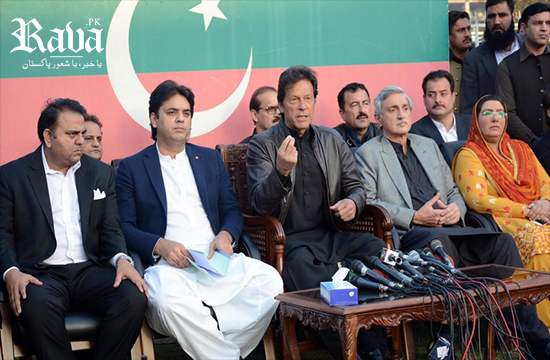 PTI workers wanted to join the Faizabad sit-in, says Imran Khan
