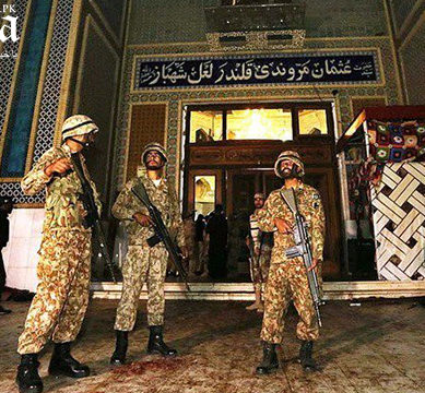 Key Sehwan bombing suspect arrested by CTD