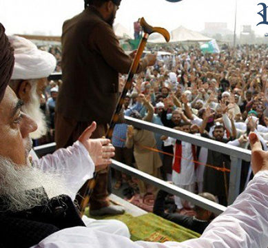 IHC orders religious group to end sit-in