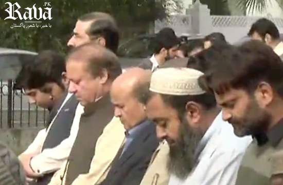 Sharif wants PML-N to go tough on protesters