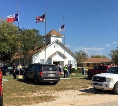 United States: how one man who carried out the deadliest shooting in Texas history by killing 26 people is not a terrorist