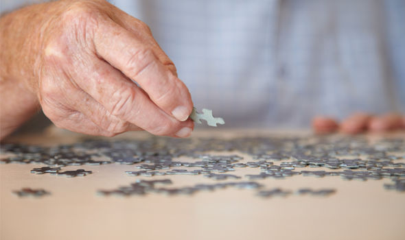 Dementia cure? MARRIAGE could lower the risk of signs and symptoms developing
