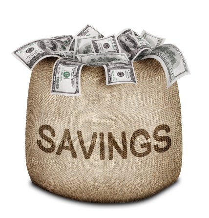Do personal finance applications save or spend more?