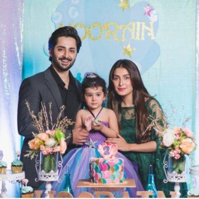 Danish Taimoor and Ayeza Khan welcome baby boy