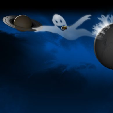 These are some of the most spooky sounds in the universe, according to NASA