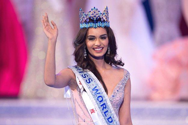 India's Manushi Chhillar bags Miss World title