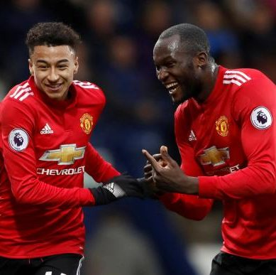 Lukaku, Lingard lift brazen United past West Brom