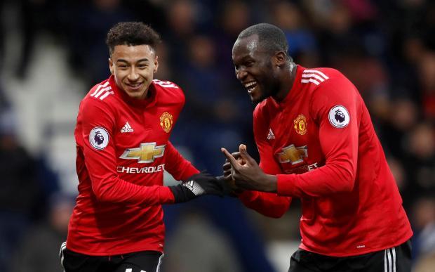 Lukaku, Lingard lift brazen United past West Brom