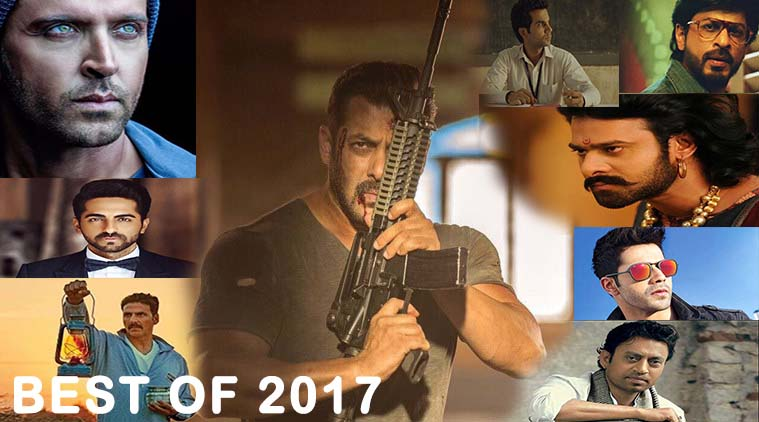 Top 10 Bollywood actors of 2017: Rajkummar Rao, Akshay Kumar and Irrfan Khan find place in the list