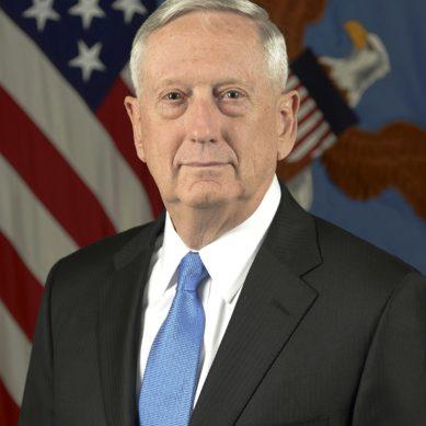 US Defence Secretary Mattis in Islamabad
