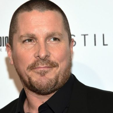 Christian Bale wants people to stop saying 'white dudes' are running things
