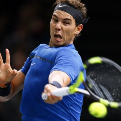Nadal withdraws from Brisbane International