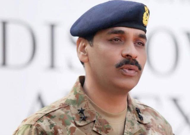 Firing along LoC indicates Indian forces' frustration due to failure in occupied Kashmir: ISPR