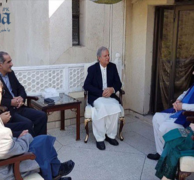 Javed Hashmi likely to re-join PML-N after meeting with Nawaz