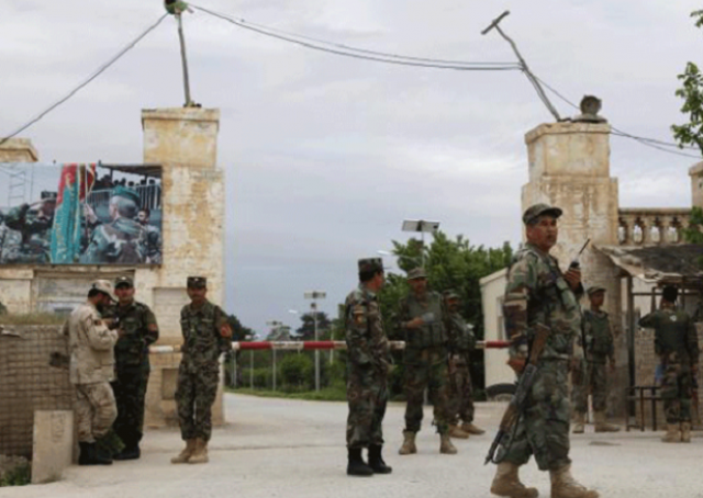 Militants storm Afghan intelligence agency centre, attack underway
