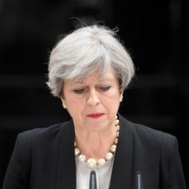 Plot to assassinate Britain's PM Theresa May foiled: British media
