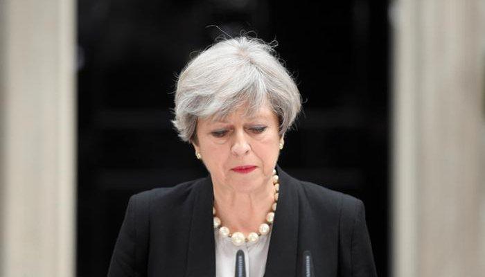 Plot to assassinate Britain's PM Theresa May foiled: British media