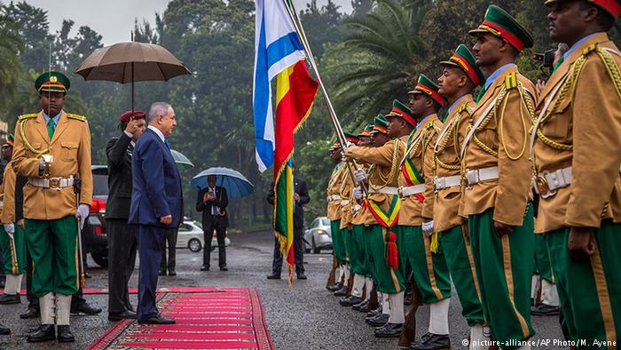 Africa, the new best friend of Israel?