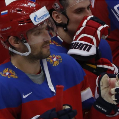 NHL's Ovechkin, Kuznetsov support Russian athletes