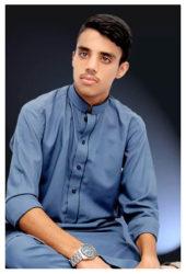 Azaan Toraylay Age: 13 Class: 9 Son of Major (retd) Sohailur Rahman and Zil-i-Huma Gul Sohail * Siblings: Hayan Nangyalay (19), Hassaan Baryalay (17), Aman Gul Sohail (14) and Wadan Numyalay (8)*