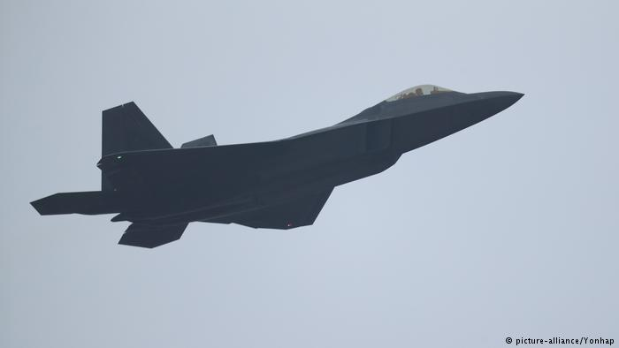 USA and South Korea initiate great aerial maneuvers