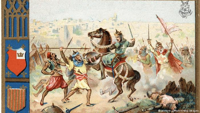 The time of the crusades The Christian world was increasingly threatened by the Seljuk Muslims who dominated after 1070. Pope Urban II finally called for a crusade. In 200 years, the Europeans carried out five crusades to conquer Jerusalem. At times they got it. But in 1244 the crusaders lost the city definitively, which fell back into Muslim hands.