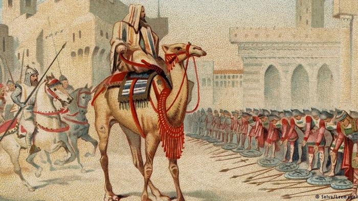 Arab conquest By order of Caliph Omar, in the year 637 Jerusalem was besieged and seized. In the era of Muslim rule that began then, the city was besieged on multiple occasions and changed several times as rulers.