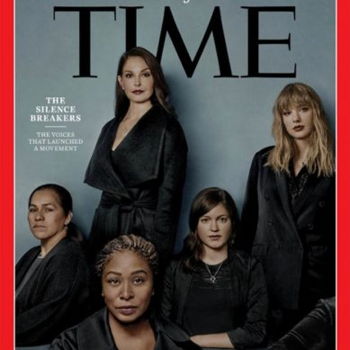 #MeToo Anti-Harassment campaign named Person of the Year 2017 by Time magazine