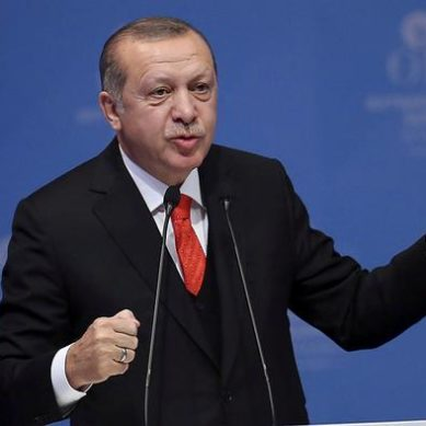 Turkey will open embassy in Jerusalem as Palestinian capital