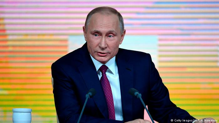 Putin thanks Trump for helping to thwart bombing in Russia
