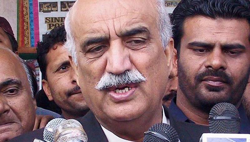 Zardari will meet Qadri before MPC: Khursheed Shah