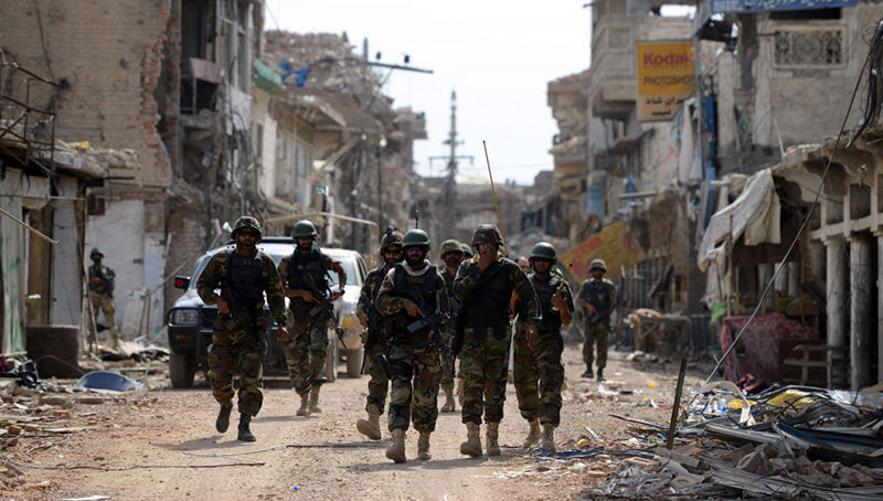 Four 'terrorists' killed in Balochistan sanitisation operations: ISPR