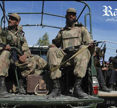 Security forces kill two 'wanted terrorists' in Swat encounter, ISPR
