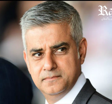 London Mayor Sadiq Khan to arrive in Karachi today