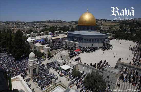 Pakistan to launch diplomatic campaign against US decision on Jerusalem