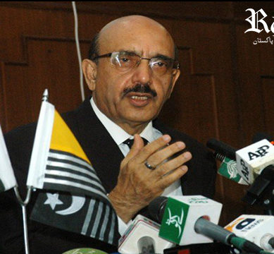 Indian forces using 'chemical weapons' in Occupied Kashmir: AJK president