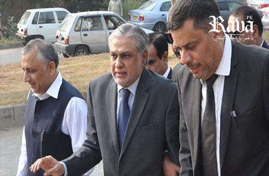 Accountability court declares Ishaq Dar proclaimed offender