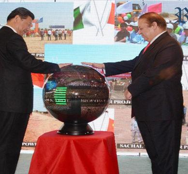 Pakistan in the Chinese orbit