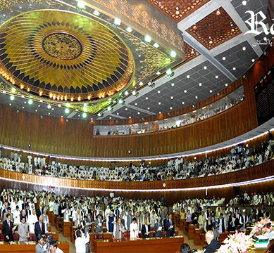 Uproar in National Assembly as government holds back Fata reforms bill