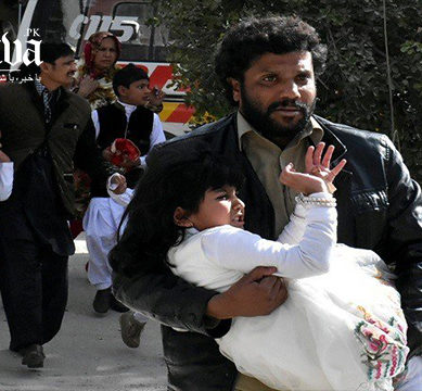 Nine killed, over 50 wounded in Quetta church attack