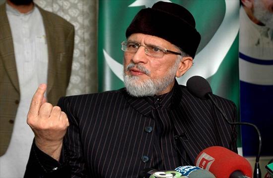 Qadri calls for Shehbaz, Sanaullah resignations by Dec 31