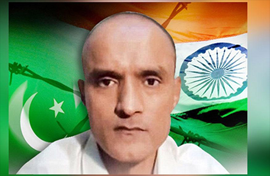 Pakistan issues visa to Kulbhushan Jadhav's family