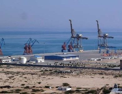 Govt urges businessmen to make use of Gwadar port