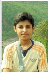 Shahzad Ijaz Age: 12 Class: 8 Son of Mian Ijaz Ahmed and Tahira Ijaz Siblings: Hina Ijaz (16), Zakriya Ijaz (12) and Bisma Ijaz (9)