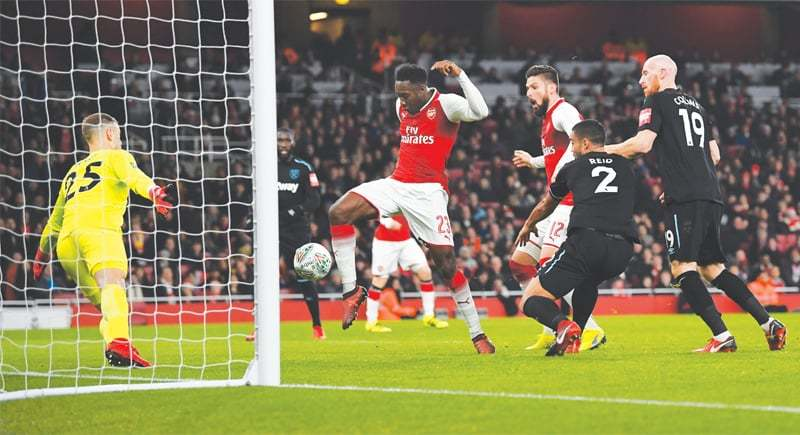 City join Arsenal in League Cup semis after penalty drama