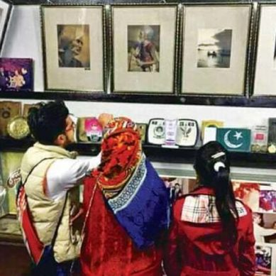 Fans set up art gallery to honour late painter Bashir Ahmed Kanwar