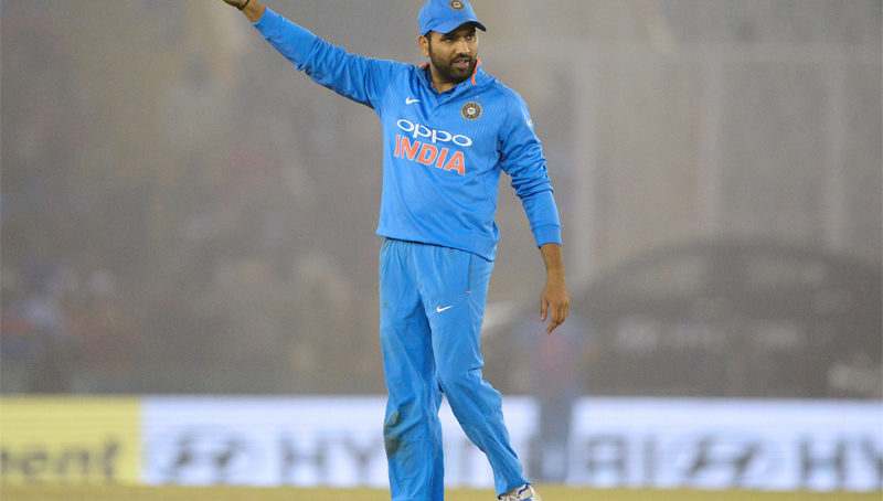 Rohit Sharma posts emotional tweet after 1st successful Team India captaincy stint