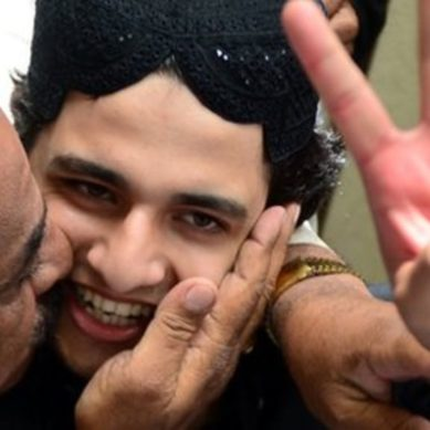 Civil society takes up Shahrukh Jatoi's release