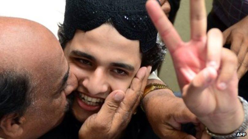 Civil society takes up Shahrukh Jatoi's release