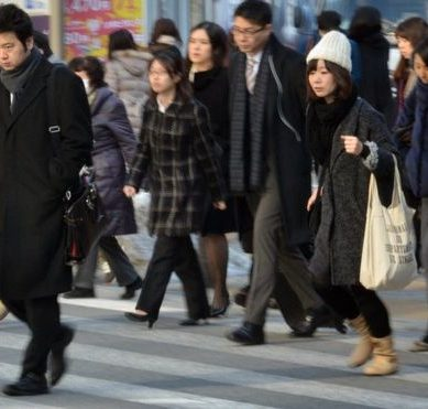 "The young woman who died in Japan after working 159 extra hours in a month and whose death reopened the debate on the ""karoshi"""